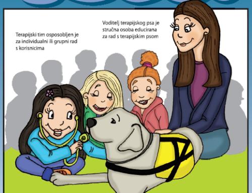 Terapijski pas – zvijezda veselijeg odrastanja