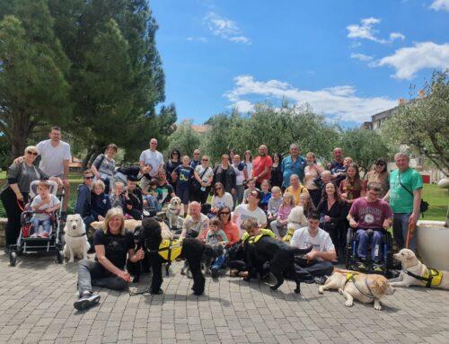 Seminar obitelji korisnika pasa pomagača